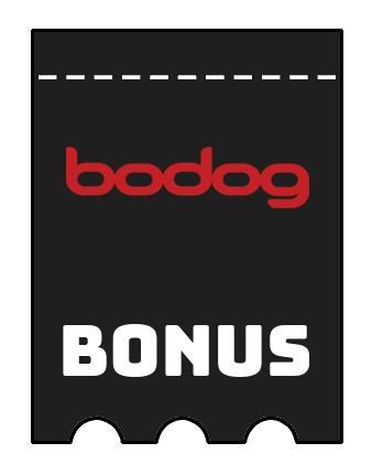 Latest bonus spins from Bodog