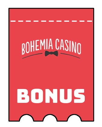 Latest bonus spins from Bohemia Casino