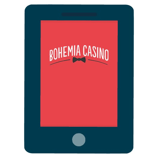 Bohemia Casino - Mobile friendly