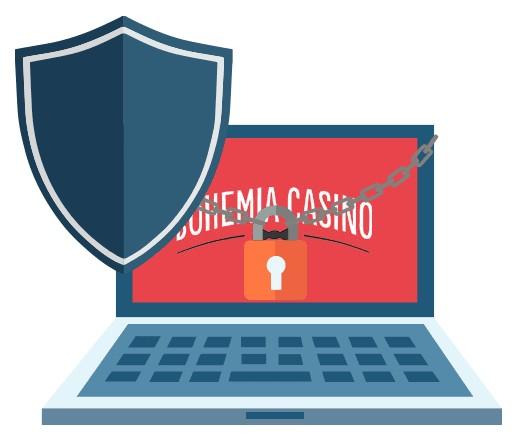 Bohemia Casino - Secure casino