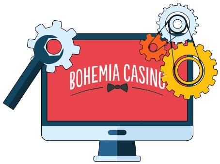 Bohemia Casino - Software