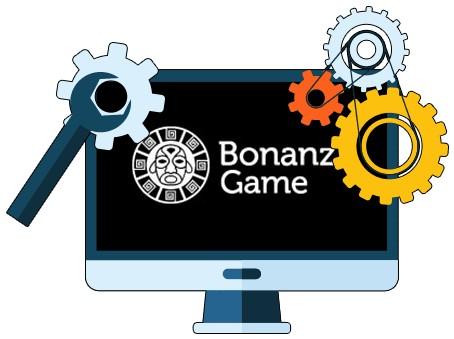 Bonanza Game Casino - Software