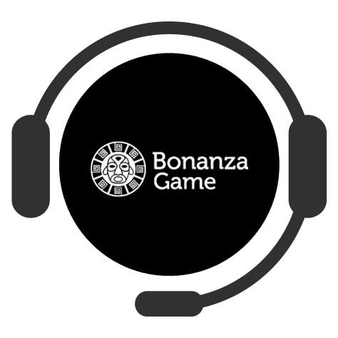 Bonanza Game Casino - Support