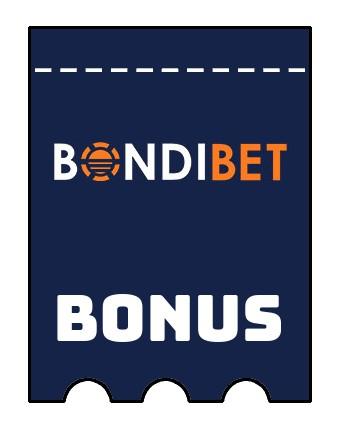 Latest bonus spins from BondiBet