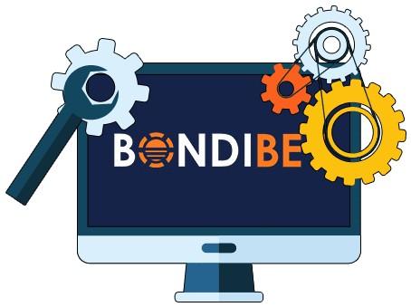 BondiBet - Software