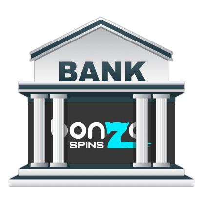 Bonza Spins Casino - Banking casino