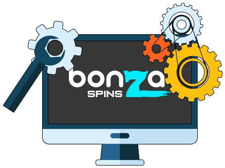 Bonza Spins Casino - Software