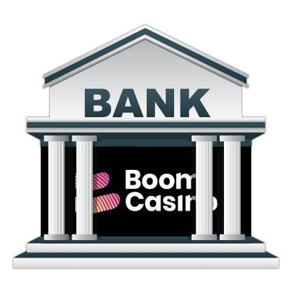 Boom Casino - Banking casino