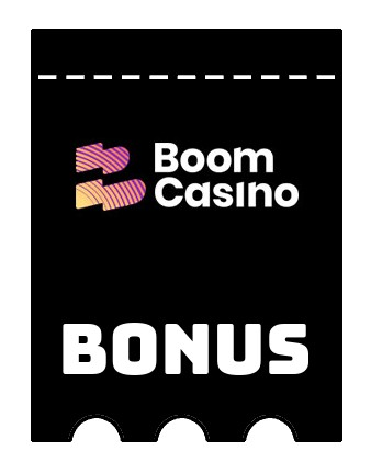 Latest bonus spins from Boom Casino