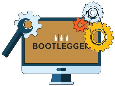 Bootlegger Casino - Software