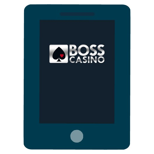 Boss Casino - Mobile friendly