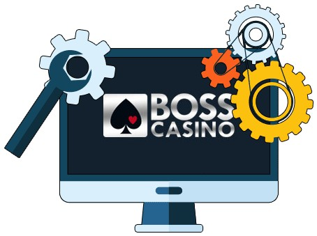 Boss Casino - Software