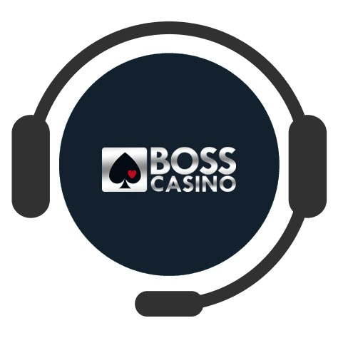 Boss Casino - Support