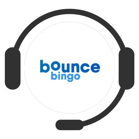 Bounce Bingo - Support