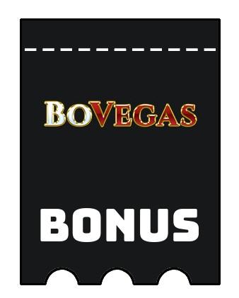 Latest bonus spins from BoVegas Casino
