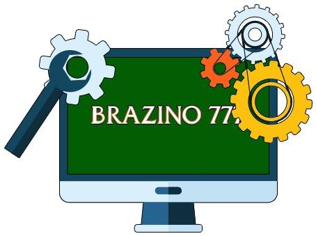 Brazino777 - Software