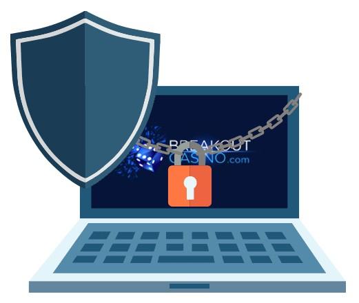 Breakout Casino - Secure casino