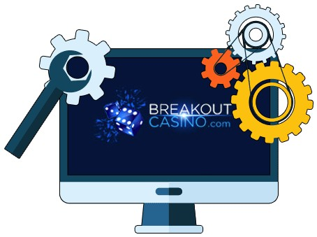 Breakout Casino - Software