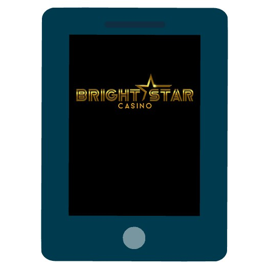 BrightStar Casino - Mobile friendly