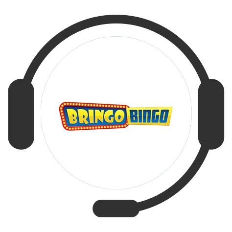Bringo Bingo - Support