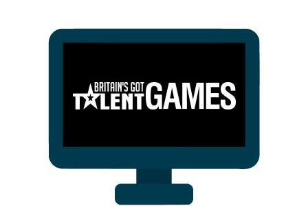Britains Got Talent Games Casino - casino review