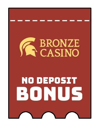 Bronze Casino - no deposit bonus CR