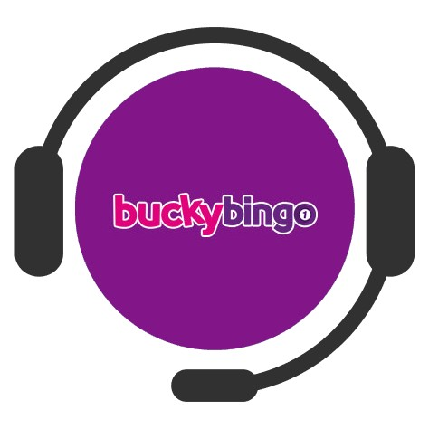 Bucky Bingo Casino - Support