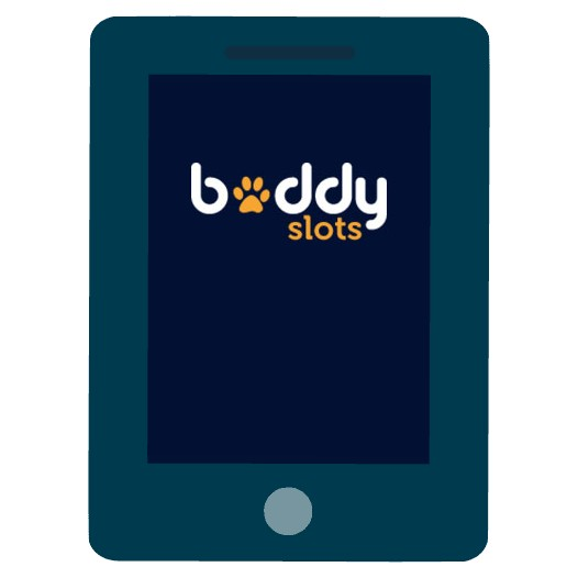 Buddy Slots Casino - Mobile friendly