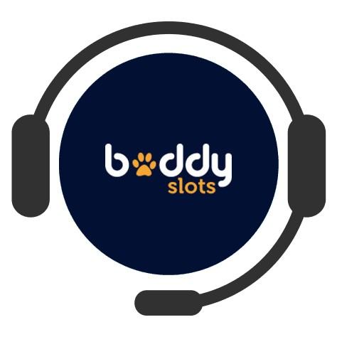 Buddy Slots Casino - Support