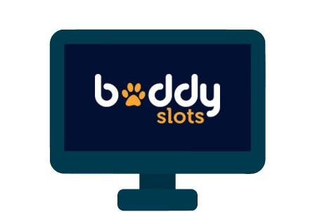 Buddy Slots Casino - casino review
