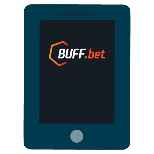 Buff bet - Mobile friendly