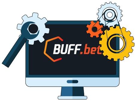 Buff bet - Software