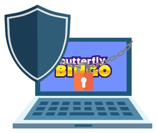 Butterfly Bingo Casino - Secure casino