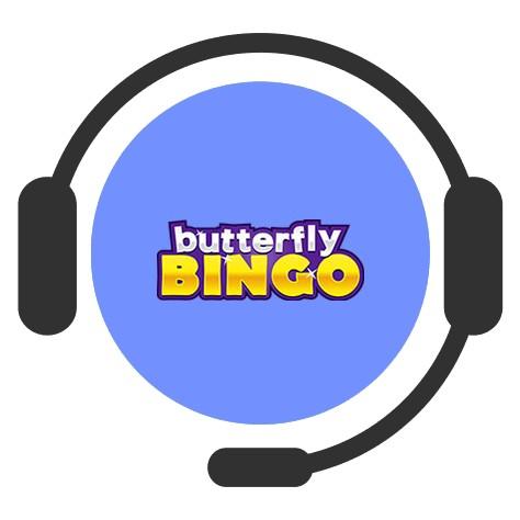 Butterfly Bingo Casino - Support