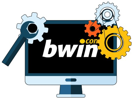 Bwin Casino - Software
