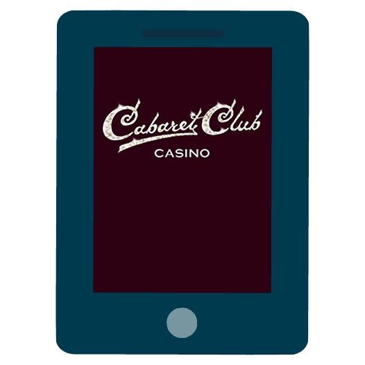 Cabaret Club Casino - Mobile friendly