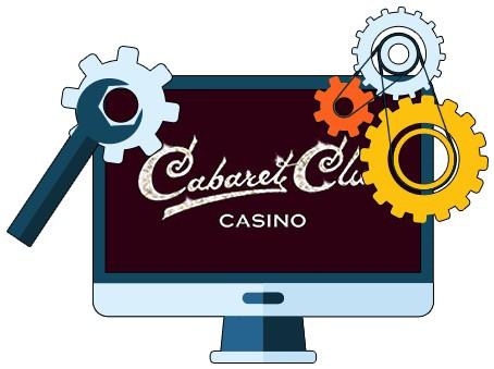 Cabaret Club Casino - Software