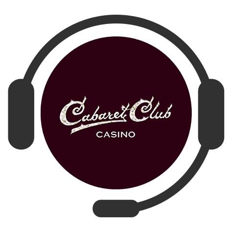 Cabaret Club Casino - Support