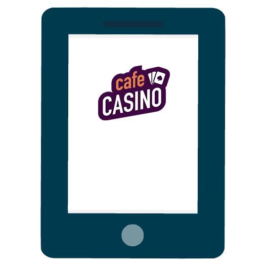 Cafe Casino - Mobile friendly