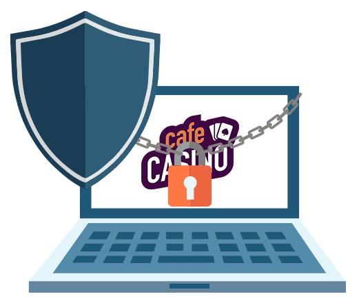 Cafe Casino - Secure casino