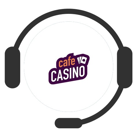Cafe Casino - Support