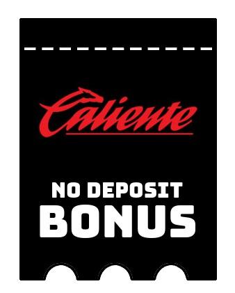 Caliente - no deposit bonus CR