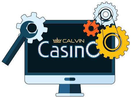 Calvin Casino - Software