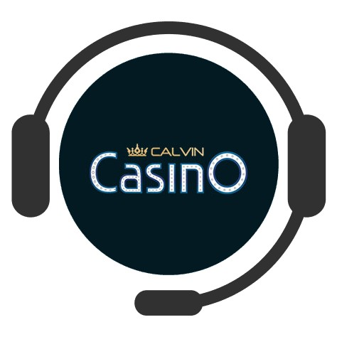 Calvin Casino - Support