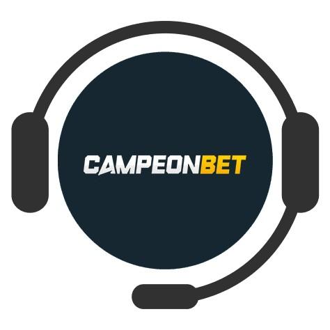 Campeonbet Casino - Support