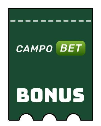 Latest bonus spins from CampoBet Casino