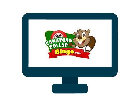 Canadian Dollar Bingo - casino review