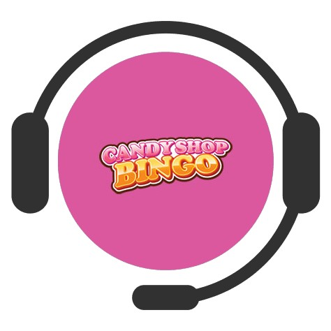 Candy Shop Bingo Casino - Support