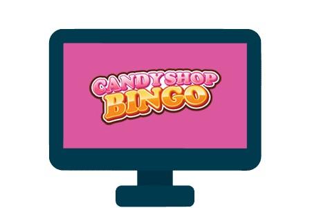 Candy Shop Bingo Casino - casino review