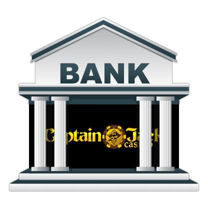 Captain Jack - Banking casino